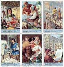 Chromo Liebig Sang. 1826 ITA Vita ed Opere di Giotto ANNO 1967