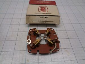 Tecumseh 33712 Starter Brush Holder Commutator Card