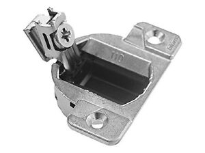 Blum 33.3600 Compact 33 Screw on 110 Degree Opening Hinge (10 Pack with Screws)