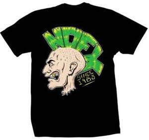 NOFX Punker Punk Since 1983 Music Band Rock Adult Mens T Tee Shirt NOF83112