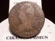 CIRA(7) (40) - LOUIS XVI - 2 SOLS AU FAISCEAU - 1792 A - QUALITE + INSCRIPTIONS