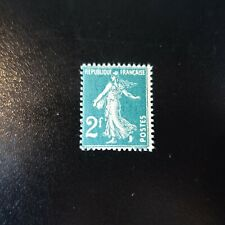 FRANCE TIMBRE TYPE SEMEUSE N°239 NEUF ** LUXE MNH