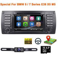 "For BMW E53 X5 Car Stereo DVD Player 7"" Radio GPS Navigation USB Bluetooth 1080P"