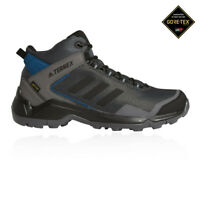 adidas Mens Terrex Eastrail Mid GORE-TEX Running Shoes Trainers Sneakers - Grey