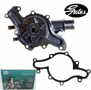 GATES Engine Water Pump for Ford Mustang V8; 5.0L 1994-1995