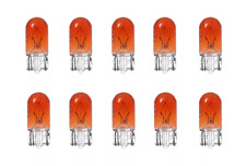 10 x WY5W MAXGEAR 12V 5W T10 Sockel W2,1x9,5d Blinkerbirnen Orange vision