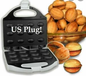 Electric Oreshnitsa with US Plug! Nuts Oreshki Mold Walnuts Maker Top Home Plus