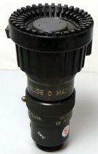 Pok Slide O Matic Nozzle Fire Hose Fitting Dual Pressure Pn16 Type 4 En15182 2