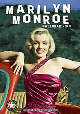 Marilyn Monroe Calendar 2019 A3 Poster Wall Size