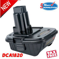NEW Dewalt DCA1820 20V MAX Adapter Converter For Dewalt Li-Ion Cordless Battery