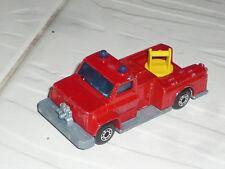 Matchbox Superfast Snorkel 1:64 1:87 Bomberos Aeropuerto Camión Camión Camión Camion