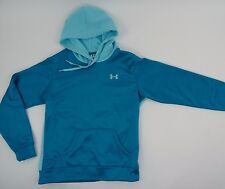 Under Armour Hoodie Blue size M