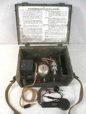 WWII Era Canadian Army Wireless Remote Control Unit No. 1 - Commando Radio Set