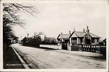 Pleasington Village near Blackburn.