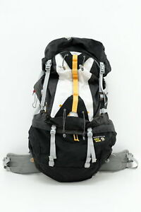 Mountain Hardwear Vintage BMG 105 L Hiking/Climbing Backpack Black/Yellow/White