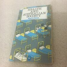 BASIL S. HETZEL. HEALTH AND AUSTRALIAN SOCIETY. 014023355. SOFTCOVER BOOK