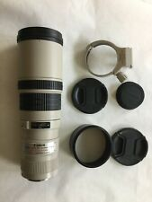 Canon EF 400mm f/5.6 L USM Lens (For Parts Or Fix)