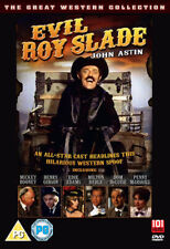 Evil Roy Slade DVD (2014) John Astin, Paris (DIR) cert PG ***NEW*** Great Value