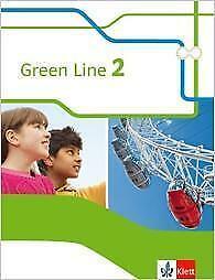 Green Line 2 6. Klasse Schülerbuch (2015, Taschenbuch) Zustand gut