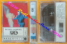 MC PETER GABRIEL Realworld SIGILLATA VIRGIN 00777 7864554 2 no cd lp dvd vhs