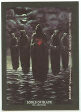 Souls of Black Testament sticker insert Brockum RockCards 1991