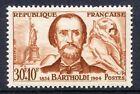 STAMP / TIMBRE FRANCE NEUF N° 1212 * / CELEBRITE / BARTHOLDI / NEUF CHARNIERE