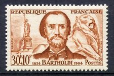STAMP / TIMBRE FRANCE NEUF N° 1212 * / CELEBRITE / BARTHOLDI / NEUF CHARNIERE