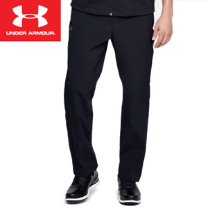 UNDER ARMOUR STORM WATERPROOF MENS RAIN GOLF TROUSERS / NEW FOR 2021