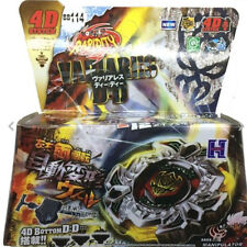 Hot Japanese Comic Top Beyblade Toys Set 4D System + Light Launcher Variares D:D