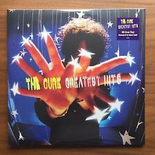 The Cure - Greatest Hits Vinyl 2xLP Black 180 Gram Sealed New