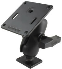 """RAM Flat Surface 1.5 """" Ball Mount w/ 75x75mm VESA, Plate Short Arm & AMPS Plate"""