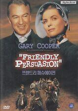 FRIENDLY PERSUASION ALL REGION  NEW DVD