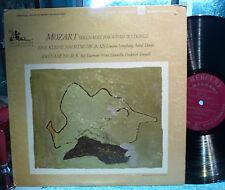 MOZART MERCURY SR90412 m5/RFR3 EINE KLEINE NACHTMUSIK Serenade for Winds Strings