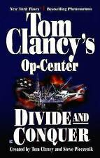 Op Center: Divide And Conquer (Tom Clancy's Op Center (Paperback)), Clancy, Tom,