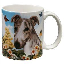 Greyhound Garden Party Fun Mug