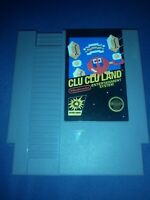 Clu Clu Land (Nintendo Entertainment System, 1985)