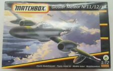 1/72 Matchbox Gloster Meteor NF11/12