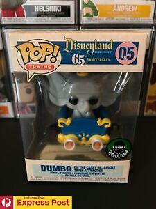 DISNEY DISNEYLAND DUMBO ON CASEY JNR. ATTRACTION RIDE FUNKO POP VINYL FIGURE #05