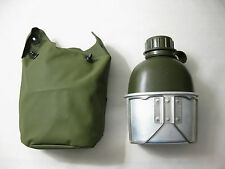 DANISH ARMY canteen + cup + cover MINT p44
