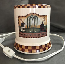 Country Themed Candle Warmer P11