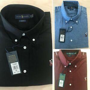 Ralph Lauren Men's Long Sleeve Casual Shirt