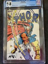 Thor 337 cgc 9.8 White Pages