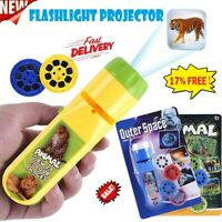 Dinosaur Toys Kids Torch Projector Night Light Girls Xmas Gift  2-10 Year Old