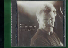 KRIS KRISTOFFERSON - A MOMENT OF FOREVER CD NUOVO SIGILLATO