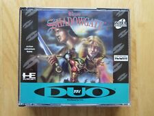 Beyond Shadowgate  - Turbo Duo - TESTED grafx USA RELEASE