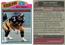 Ray Pinney Pittsburgh Steelers Custom Card