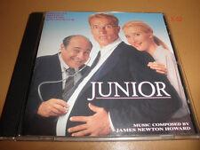 JUNIOR soundtrack CD james newton howard arnold schwarzenegger danny devito