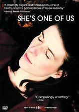 DVD - Drama - She's One of Us - Sasha Andres - Carlo Brandt - Siegrid Andres