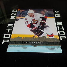 2014 15 UD YOUNG GUNS 237 CURTIS LAZAR RC MINT +FREE COMBINED S&H