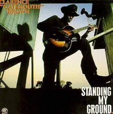 "Clarence ""Gatemouth"" Brown - Standing My Ground [New CD]"